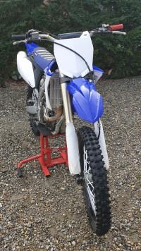 Yamaha yzf 250 annee 2011