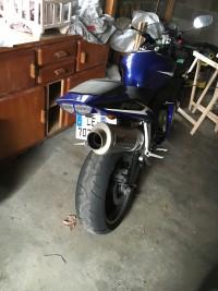 Yzf r6 2004 bleue
